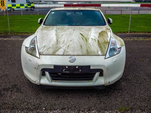 IMG 20131020 103136 263 491x368 - The abandoned Nissan 370z at Silverstone - The abandoned Nissan 370z at Silverstone