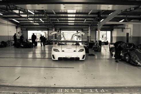 Mercedes SLS GT3 Eurotech - Rear Dist - carwitter