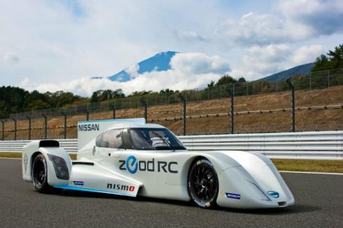 Nissan ZEOD Fuji Speedway WEC 2013 - Side - carwitter