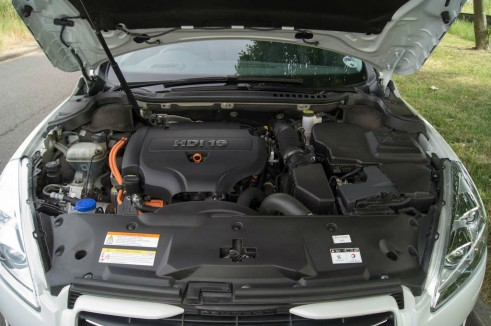 Peugeot 508 RXH Review - Engine - carwitter