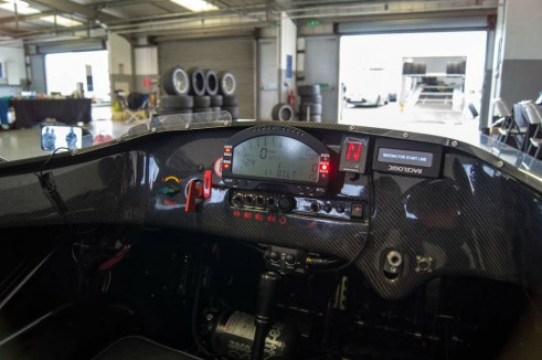 Radical SR3 RS Experience Mad Silverstone - Drivers View