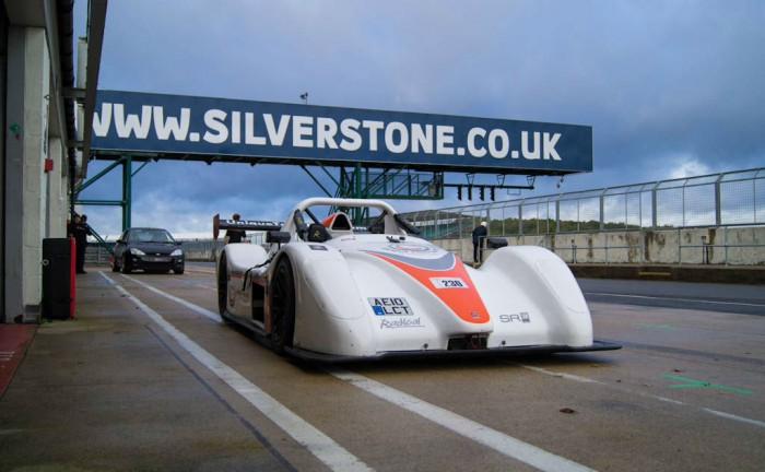 Radical SR3 RS Experience Mad Silverstone Front Pits Sign 700x432 - Experience Mad - Radical Track Day Experience Review - Experience Mad - Radical Track Day Experience Review