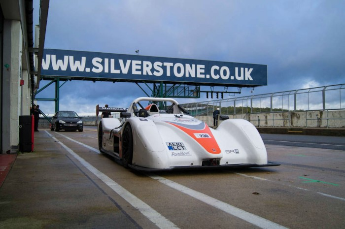 Radical SR3 RS Experience Mad Silverstone Front Pits Sign 700x465 - Driving the car of your dreams for a few hundred pound - Driving the car of your dreams for a few hundred pound