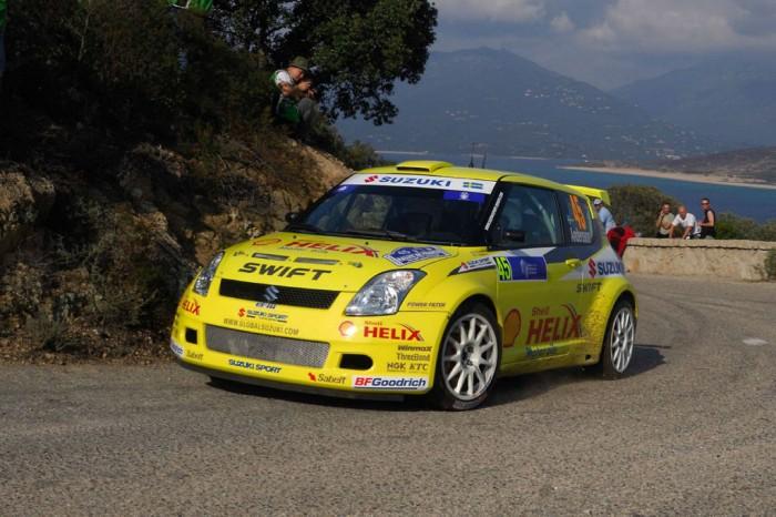 Suzuki Swift Sport Rally Car S1600 - carwitter