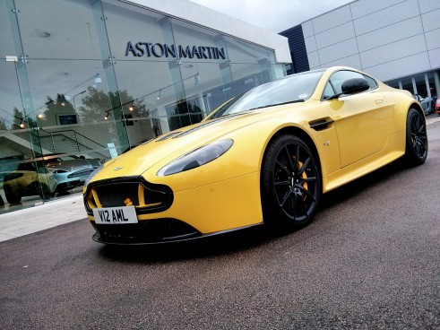 V12VantageSFront5 Carwitter  491x368 - An hour with the Aston Martin V12 Vantage S - An hour with the Aston Martin V12 Vantage S