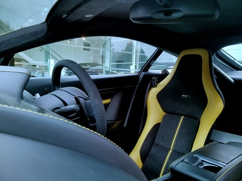V12VantageSInterior2 Carwitter  491x368 - An hour with the Aston Martin V12 Vantage S - An hour with the Aston Martin V12 Vantage S