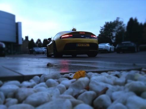 V12VantageSRear3 Carwitter  491x368 - An hour with the Aston Martin V12 Vantage S - An hour with the Aston Martin V12 Vantage S