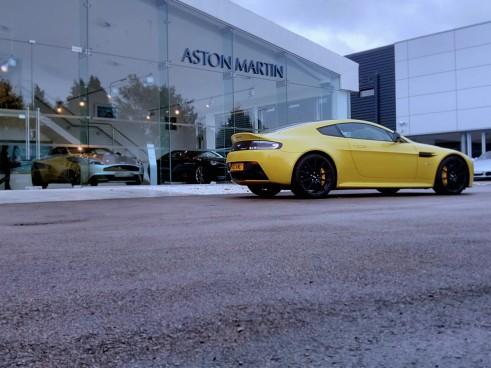V12VantageSRear Carwitter  491x368 - An hour with the Aston Martin V12 Vantage S - An hour with the Aston Martin V12 Vantage S
