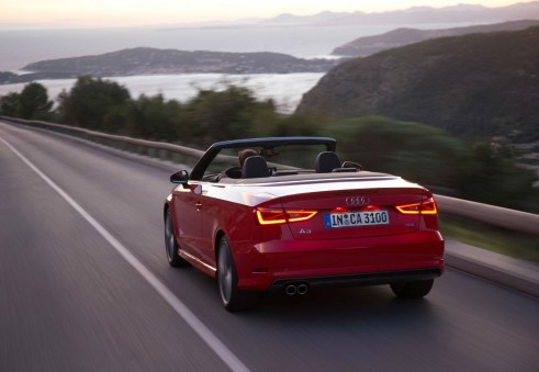 2014 Audi A3 Cabriolet Rear carwitter 491x339 - 2014 Audi A3 Cabriolet Price & Specs - 2014 Audi A3 Cabriolet Price & Specs