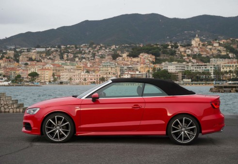 2014 Audi A3 Cabriolet Side Roof Up carwitter 491x339 - 2014 Audi A3 Cabriolet Price & Specs - 2014 Audi A3 Cabriolet Price & Specs