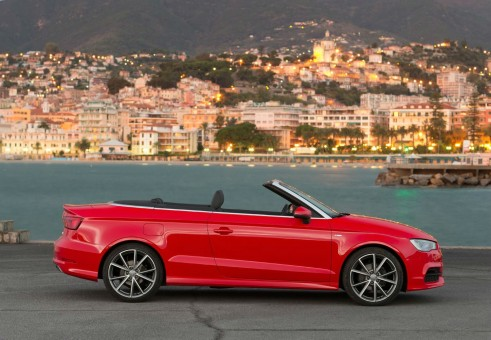 2014 Audi A3 Cabriolet Side carwitter 491x340 - 2014 Audi A3 Cabriolet Price & Specs - 2014 Audi A3 Cabriolet Price & Specs