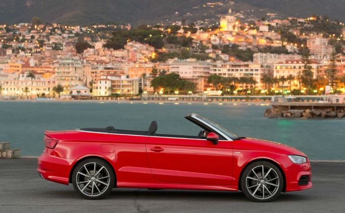 2014 Audi A3 Cabriolet Side carwitter 700x432 - 2014 Audi A3 Cabriolet Price & Specs - 2014 Audi A3 Cabriolet Price & Specs