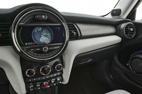 2014 MINI Cooper Hatch Dashboard Dial - carwitter