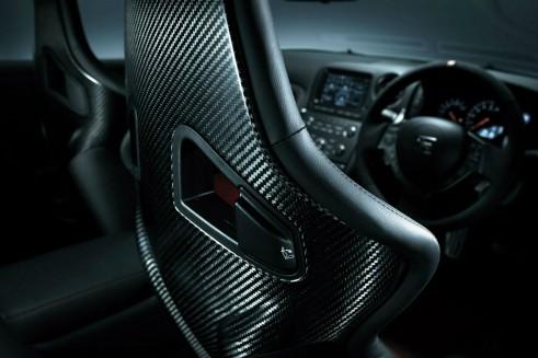 2014 Nissan Nismo GT-R - Carbon Fibre Seats - carwitter