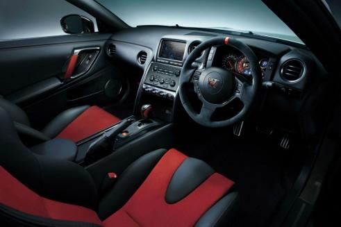 2014 Nissan Nismo GT-R - Dashboard Interior - carwitter