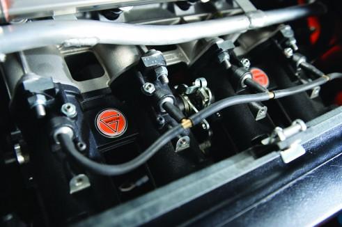 Ginetta G40R Engine Detail - carwitter