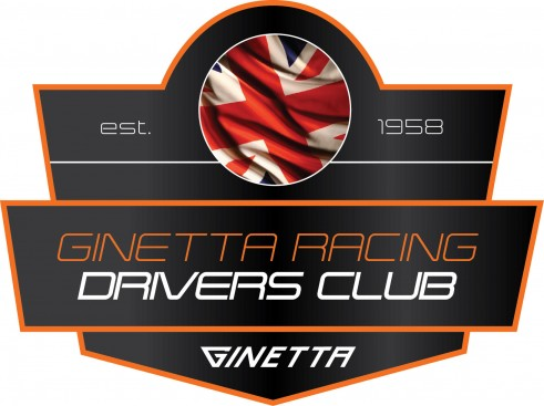 Ginetta Racing Drivers Club GRDC Logo - carwitter