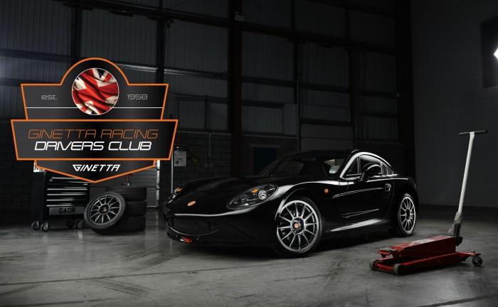 Ginetta Racing Drivers Club Ginetta G40R Black Garage carwitter 700x432 - Ginetta Racing Drivers Club - Race Series + Car for £29k! - Ginetta Racing Drivers Club - Race Series + Car for £29k!