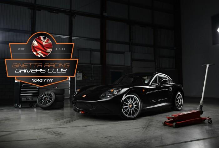 Ginetta Racing Drivers Club Ginetta G40R Black Garage carwitter 700x472 - Ginetta Racing Drivers Club - Race Series + Car for £29k! - Ginetta Racing Drivers Club - Race Series + Car for £29k!