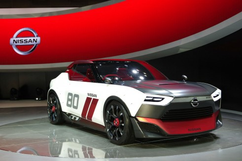 IDx_Nismo_Nissan Concept - Front Angle - carwitter