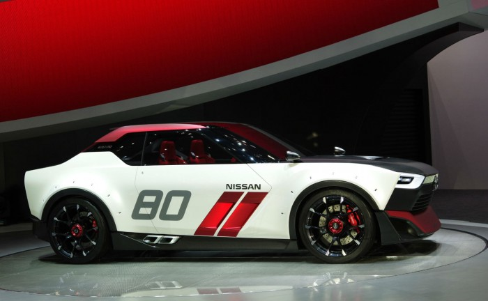 IDx Nismo Nissan Concept Side carwitter 700x432 - Nissan IDx gets a release date - 2016 - Nissan IDx gets a release date - 2016
