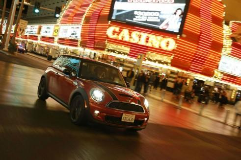 Mini Cooper S Las Vegas Front - Carwitter