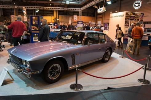 NEC Classic Car Show 2013 Review - Jensen Interceptor - carwitter
