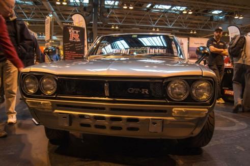 NEC Classic Car Show 2013 Review - Nissan PGC10 Skyline GTR - carwitter