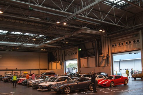 NEC Classic Car Show 2013 Review - Sporting Bears - carwitter