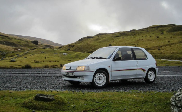 Peugeot 106 Rallye S1 Scenery carwitter 700x432 - Owning a Peugeot 106 S1 Rallye - Owning a Peugeot 106 S1 Rallye