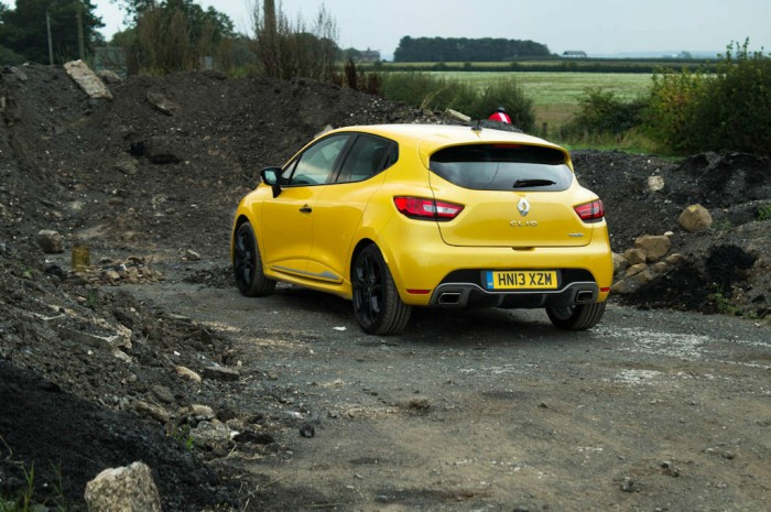 RenaultSport Clio 200 Turbo Review Rear Angle Scenic carwitter 700x465 - Renaultsport Clio 200 Turbo Review – Have Renault lost the lead? - Renaultsport Clio 200 Turbo Review – Have Renault lost the lead?