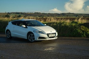 2013 Honda CRZ Review Front Angle Close carwitter 300x199 - 2013 Honda CR-Z Review – Sporty and eco? - 2013 Honda CR-Z Review – Sporty and eco?