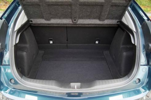 2013 Honda Civic Review Boot carwitter 491x326 - 2013 Honda Civic Review – Perfect family hatch - 2013 Honda Civic Review – Perfect family hatch