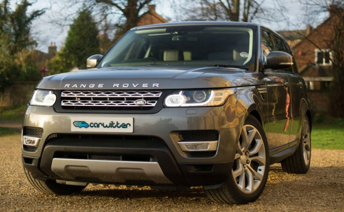 2013 Range Rover Sport Review Front Close Up carwitter 700x432 - 2013 Range Rover Sport Review– The bargain Range? - 2013 Range Rover Sport Review– The bargain Range?