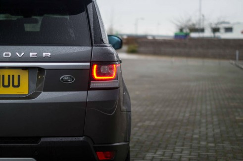 2013 Range Rover Sport Review Rear Scene carwitter 491x326 - 2013 Range Rover Sport Review– The bargain Range? - 2013 Range Rover Sport Review– The bargain Range?