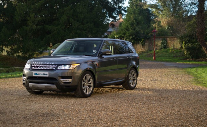 2013 Range Rover Sport Review Side Angle carwitter 700x432 - Will the new car tax changes effect prestige vehicle sales? - Will the new car tax changes effect prestige vehicle sales?