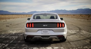 2014 2015 Ford Mustang Rear carwitter 300x164 - The 2015 Ford Mustang Is Rooted In Music - The 2015 Ford Mustang Is Rooted In Music