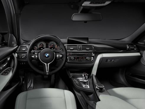 2014 BMW M3 Dashboard - carwitter