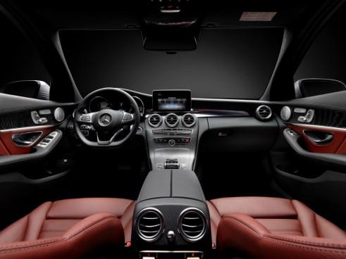 2014 Mercedes Benz C-Class Dashboard - carwitter