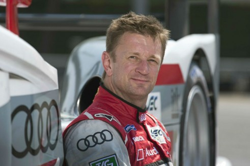 Allan McNish Retires From Audi LMP - carwitter