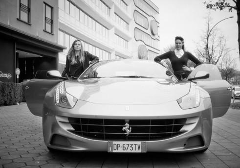 Ferrari FF JBL HARMAN Journey Of Sound Models - carwitter