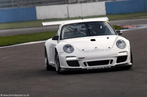 Porsche 991 GT3 Cup - Donington Park