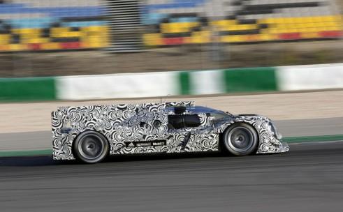 LMP1 Porsche Testing - carwitter