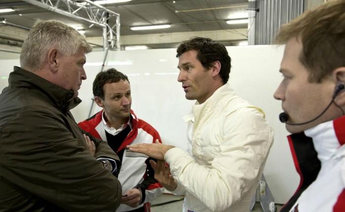 Mark Webber LMP1 Porsche Testing carwitter 700x432 - Mark Webber debuts in LMP1 Porsche - Mark Webber debuts in LMP1 Porsche