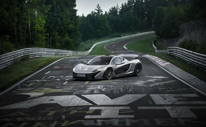 McLaren P1 Nurburgring Lap time carwitter 700x432 - McLaren P1 Nurburgring Lap Time  - McLaren P1 Nurburgring Lap Time