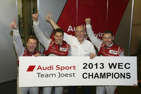 Mcnish 2013 WEC Champion - carwitter