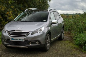 Peugeot 2008 Review Front Angle carwitter 300x199 - Peugeot 2008 Review – Practical mini crossover - Peugeot 2008 Review – Practical mini crossover