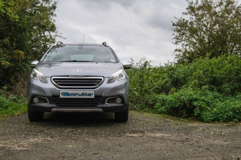 Peugeot 2008 Review Front BR carwitter 491x326 - Peugeot 2008 Review – Practical mini crossover - Peugeot 2008 Review – Practical mini crossover