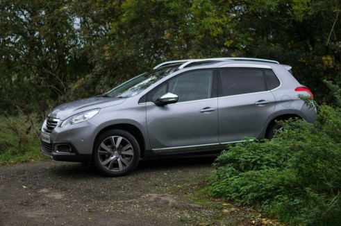Peugeot 2008 Review Side carwitter 491x326 - Peugeot 2008 Review – Practical mini crossover - Peugeot 2008 Review – Practical mini crossover