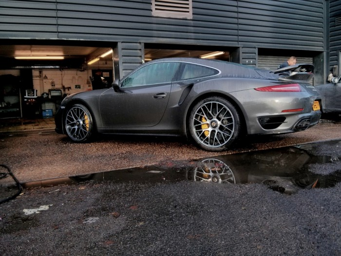 TurboSProfileCarwitter 700x525 - A look around the Porsche 991 Turbo S - A look around the Porsche 991 Turbo S